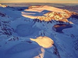Заради студа: Седемте рилски езера замръзнаха
