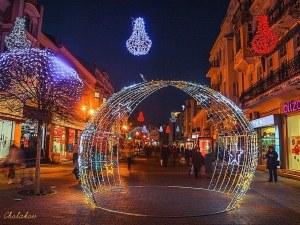 Пловдив с нова визия за 2019, вижте я! ВИДЕО и СНИМКИ