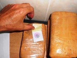 Удар! Спипаха трафикант с 25 кг хероин на границата