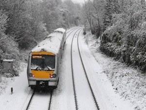 Хаос и блокади в Западна Европа, причината - сняг