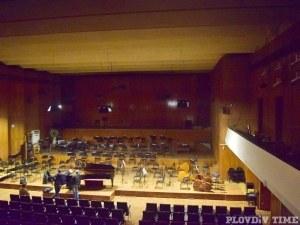 Министърът на културата обеща, че Концертна зала ще е готова до 2019 година