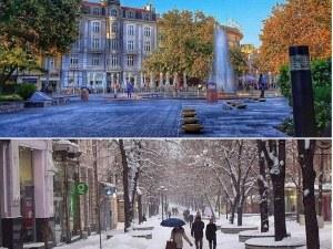 Пловдив ще се радва на пролет, но в понеделник идва снегът!