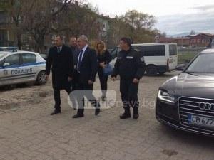 Шекера трябва да е по-спокойно място – вицепремиер открива полицейска приемна
