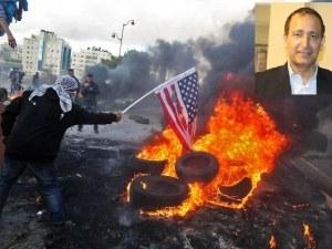 Д-р Малек Насер: Отговорът на палестинците за Йерусалим ще бъде тероризъм в Европа и Щатите