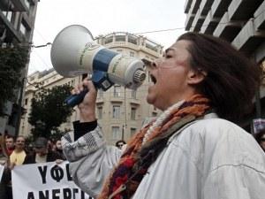 Общонационална стачка блокира Гърция утре, транспортът ще е парализиран