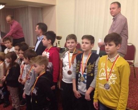 Пловдивски шахматни надежди с отличен международен дебют
