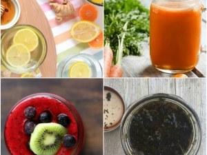 Срещу студ и грип: Най-добрите напитки за имунната система