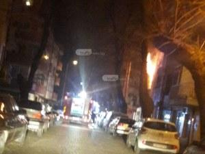 Стана ясна причината за пожара в центъра на Пловдив, при който загина мъж