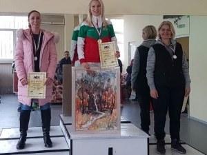 Пловдивчанка спечели международен турнир по стрелба