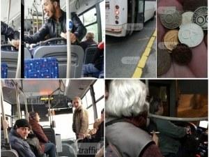 Бай Ганьо в рейса: Унижения, псувни и бой в градския транспорт на Пловдив ОБЗОР