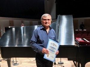 Кметът на Лос Анджелис награди пловдивчанин