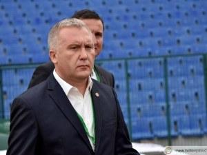 Николай Киров преподписа с Ботев до 2020 година