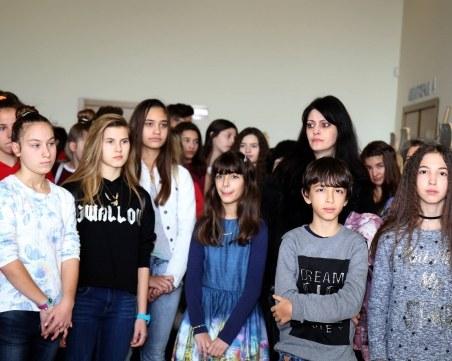 Малки ангели показаха как се дарява живот в Пловдив