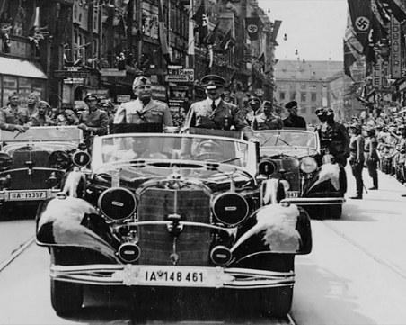 Поръчковият Mercedes-Benz Grosser на Хитлер излиза на търг