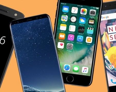 Смартфоните през 2017: Най-добрите и най-разочароващите модели