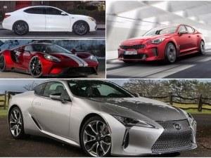 Ето кои са най-търсените автомобили в Google за 2017 г.