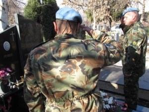 Почетоха паметта на загиналите български войници в Кербала