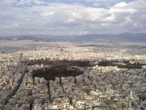 Земетресение разтърси Атина