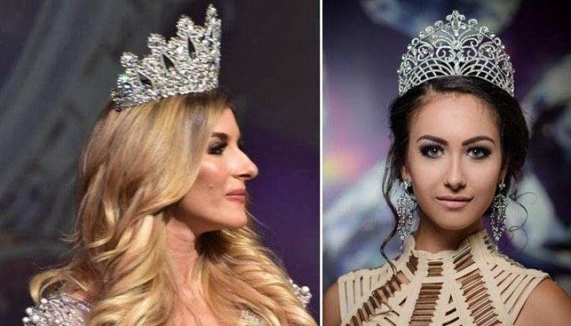 """Тамара Георгиева бе прецакана официално за конкурса """"Мис Свят"""""""