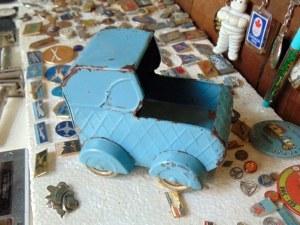 Най-старата играчка в Пловдив е на 113 години СНИМКИ