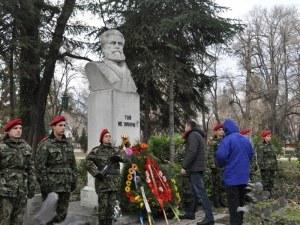 Пловдив се прекланя пред Ботев днес! Честваме 170-годишнината от рождението на революционера