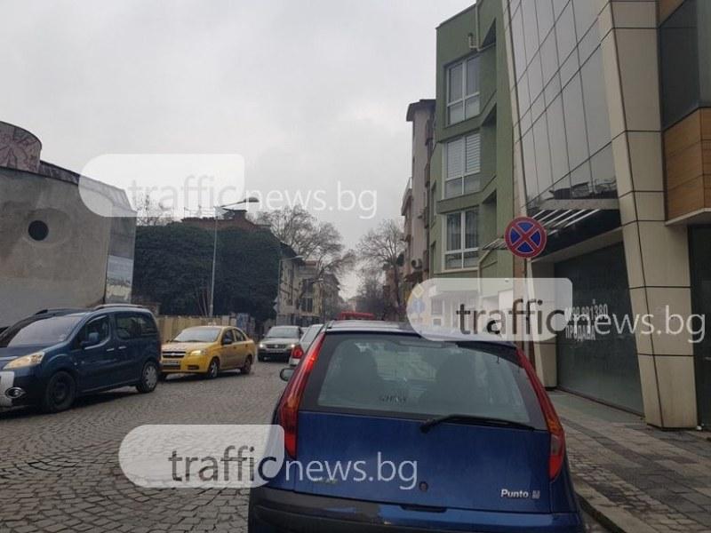 """Ефектът на доминото: зверските катастрофи на """"Гладстон"""" превърнаха Пловдив в огромна тапа СНИМКИ"""