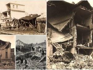 Уникални снимки показват щетите от опустошителното земетресение в Пловдив