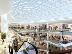 Строят нов гигантски мол в Пловдив