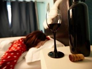Чаша вино преди сън може да ви помогне да отслабнете