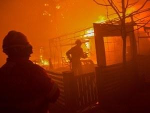 Пожар по време на игра на карти - осем са загинали