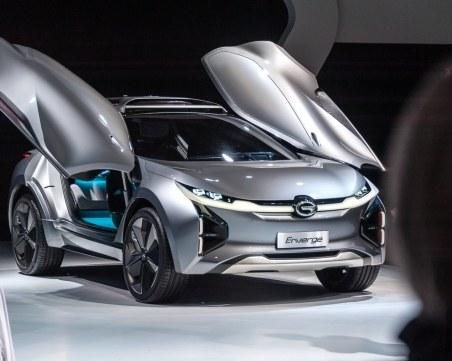 Представиха автомобила на бъдещето –  En Verge изминава 240 мили с 10 мин зареждане СНИМКИ и ВИДЕО