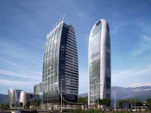 Вдигат небостъргач с 202 метра височина до две години