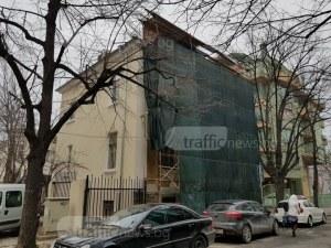 Бизнесдама брои 480 хил. лева за етаж от къща в сърцето на Пловдив СНИМКИ