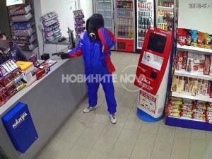 Екшън на главен път у нас: Въоръжени нахлуха в бензиностанция