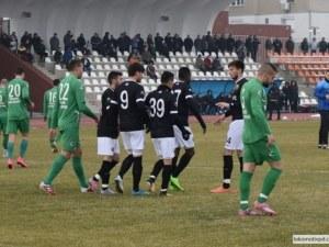 Локомотив победи Хебър с 3:0 в първата контрола за годината ВИДЕО и СНИМКИ