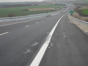 Полицаи стреляха по контрабандист на магистрала Марица, той се опита да ги прегази