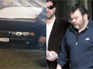 Гръцкият бос на мафията бил разстрелян с автомат Калашников