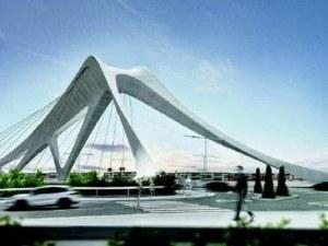 Дават зелена светлина за новия мост над река Марица, първата копка още тази година