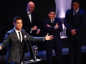Марадона сряза Роналдо: Далеч си от най-великите