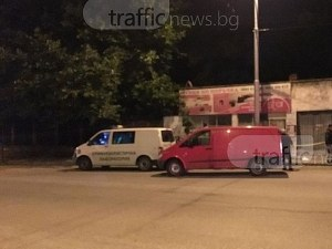 Откриха тялото на клошар насред улица в центъра на Пловдив