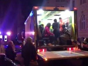 Пожар в луксозен хотел, има жертви и ранени