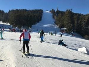 Снежна неделя на час от Пловдив ВИДЕО
