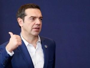 Ципрас: Няма такова нещо като македонска нация