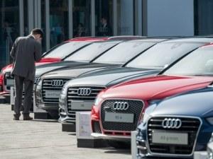 Изтеглят над 100 000 автомобила ауди от пазара