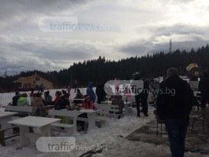 Пловдивчани напълниха пистата на Копривките през уикенда СНИМКИ