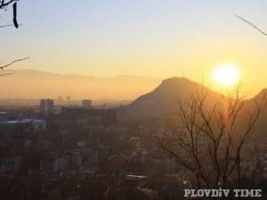 Пловдив скоро няма да види сняг! Слънце и... студ от днес