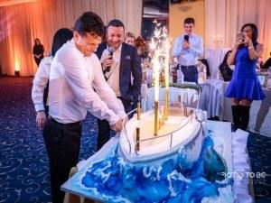 Заря и скоростна моторница за юбилея на Георги Райков СНИМКИ