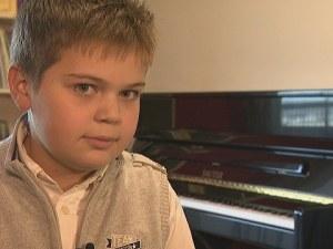 10-годишно българче виртуоз влезе в учебник по музика