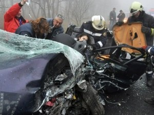 Лоша новина! Почина 21-годишната Петя от зверската катастрофа на пътя Пловдив - Свиленград