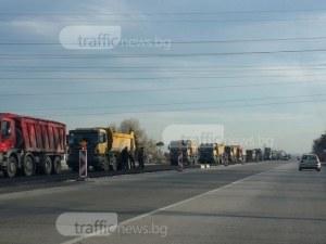 Общината даде на АПИ кръговото на пътя Пловдив – Асеновград, подготвят нова поръчка